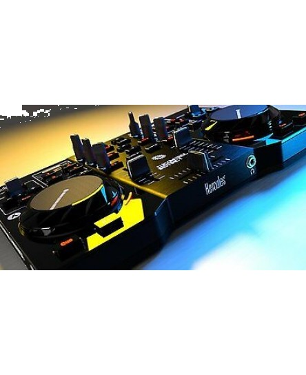 New Proffesional Digital DJ Controller MP3 Decks Mixing Music Mix Best Bday Gift